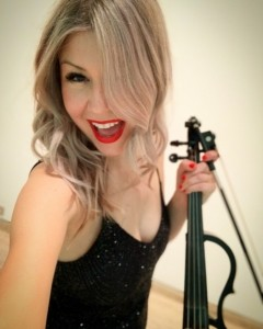 Vixen Strings - Electric Violinist