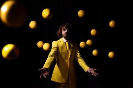 Jack Bailie - Juggler