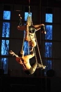 Bre & Alex - Aerialist / Acrobat