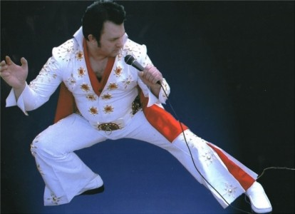 Steve. E. King - Elvis Impersonator