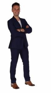 James Edgington - Male Singer