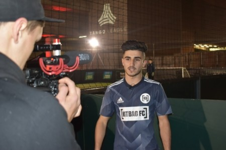 Rebaz Mohammed - Football Freestyle Act