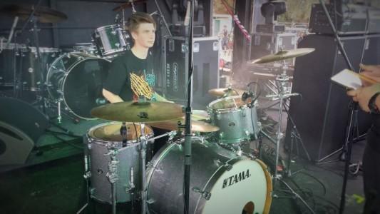 Toby Johnson - Drummer