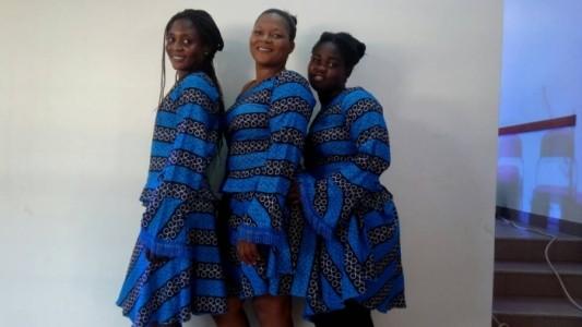 WALAA AFOO - African Band