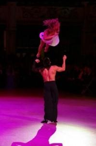 World Exhibition Champions  - Acrobalance / Adagio / Hand to Hand Act