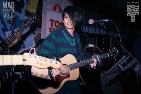 Peekay - Acoustic Guitarist / Vocalist
