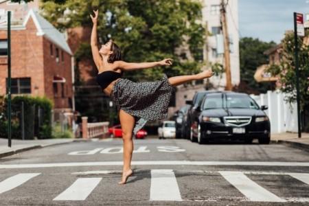 Alexx Scott  - Female Dancer
