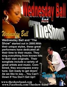 Wednesday Ball - Cover Band