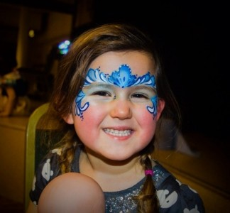 MK Happy Faces Face Painting - Face Painter