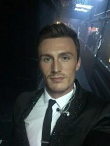 Lewis Bradley - Male Singer