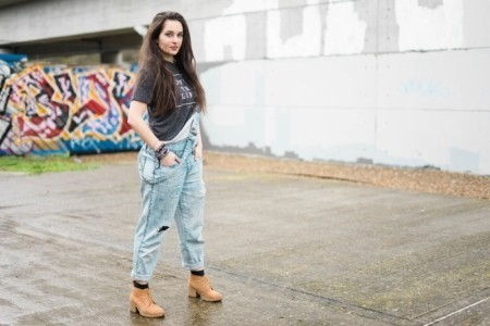 Flavia Caselli - Street / Break Dancer