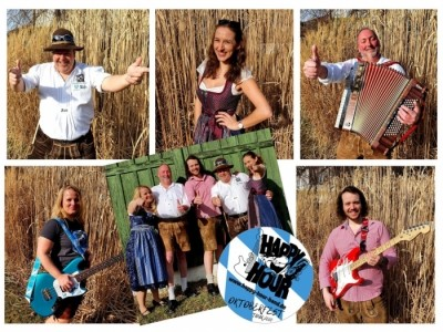 HAPPY HOUR Oktoberfestband & Bavarian Partyband - German Band