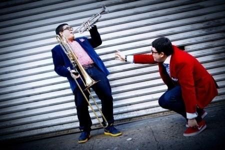 The Potash Twins - Jazz Band