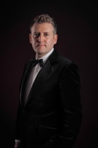 Nigel Adair NA Swing Singer Crooner, Presenter and Host - Big Band / Orchestra