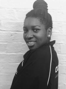 Jadine Richards - Female Dancer