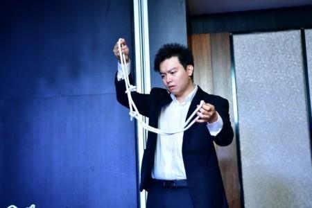 Magician Ming Da - Cabaret Magician