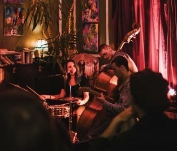 Natasha Hoskins Trio - Trio