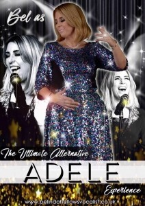 The Ultimate Aletnative Adele Experiance Show image
