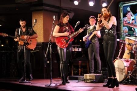 Emily Jane Furlong  - Solo Guitarist