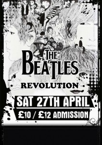 THE BEATLES REVOLUTION INTERNATIONAL TRIBUTE BAND  - Beatles Tribute Band