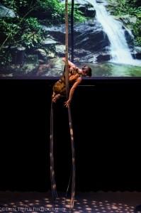 Sidonie Adamson - Aerialist / Acrobat