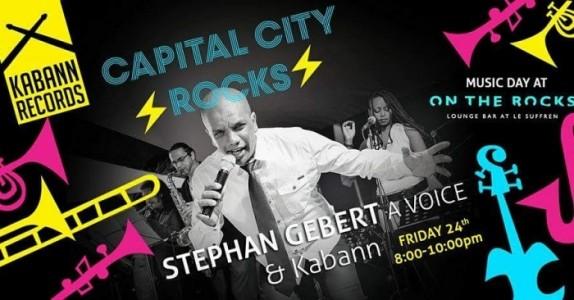 STEPHAN GEBERT A VOICE - Male Singer