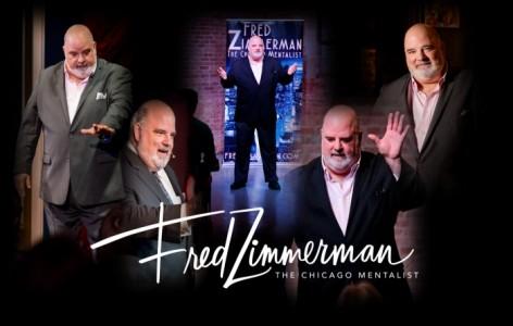 Fred Zimmerman | The Chicago Mentalist - Mentalist / Mind Reader