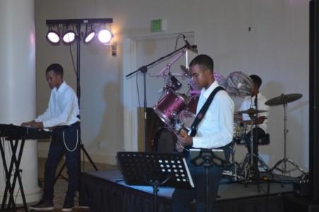 The Simons Brothers Band image