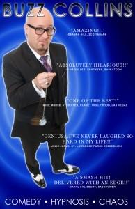 Buzz Collins Hypnotist • Mentalist  image