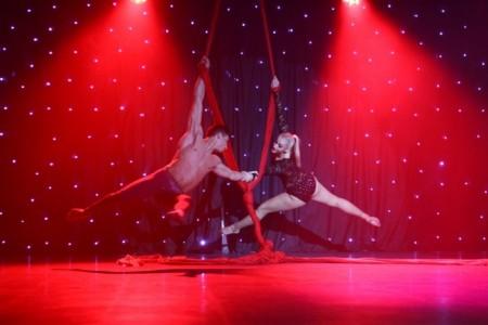 Dany Ramos - Aerialist / Acrobat