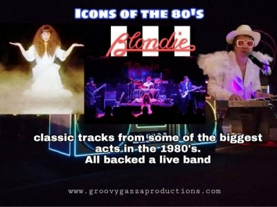 Lorrie Brown and The Red Shoes. UK No.1 Kate Bush tribute - Tribute Act Group