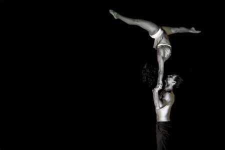 Hand to Hand / Duo Trapeze - Aerialist / Acrobat