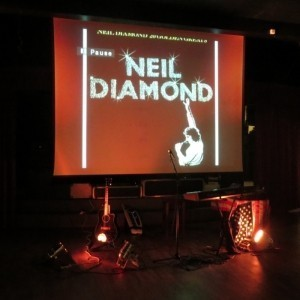 Phil Richards (Neil Diamond tribute) - Neil Diamond Tribute Act