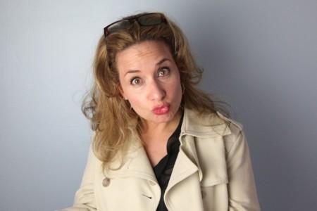 MAIJA SYLVETTE DI GIORGIO - Clean Stand Up Comedian