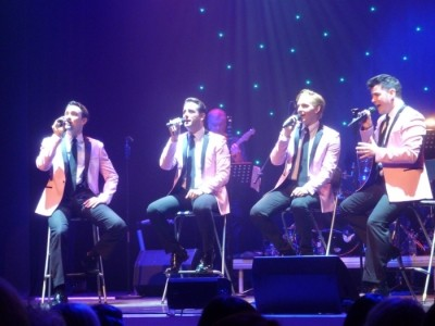 The Eastcoast Boys - Frankie Valli 4 Seasons Tribute