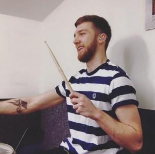 Callum Harrower - Drummer