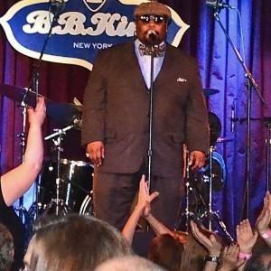 Bruce  - Male Singer