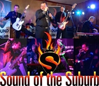 Sound of the Suburb - Function / Party Band
