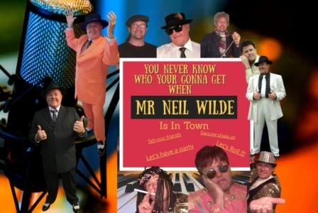 Neil Wilde - Veterans Tribute Act