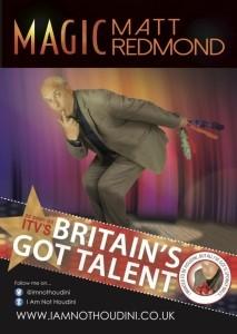 Magic Matt Redmond - Cabaret Magician