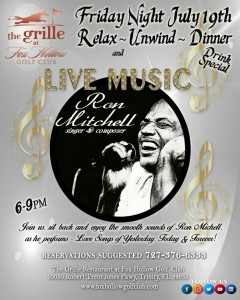Ron Mitchell a tribute to the music of MOTOWN - Multiple Tribute Act