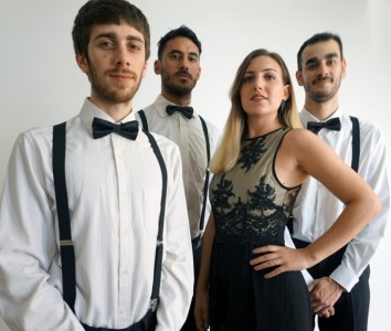 The Fiftyfours - Jazz Band