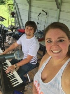 Gage and Ashley Sharp - Cover Band