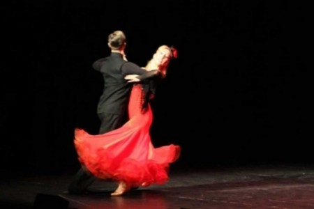 Michael & Martina Burton - Ballroom Dancer