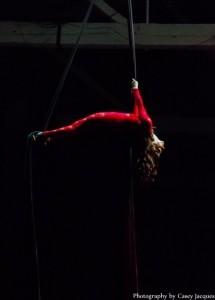 Elizabeth Marsh - Aerialist / Acrobat