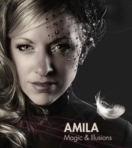 AMILA  - Stage Illusionist