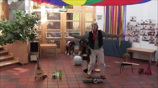 Sailor Jan - Circus Performer