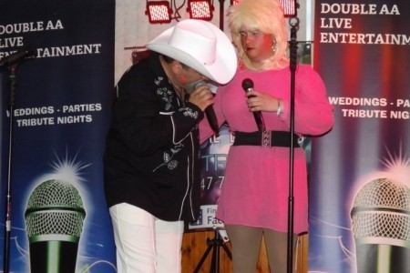 DAYTIME FRIENDS AND NIGHTTIME LEGENDS TRIBUTE SHOW - Tribute Act Group
