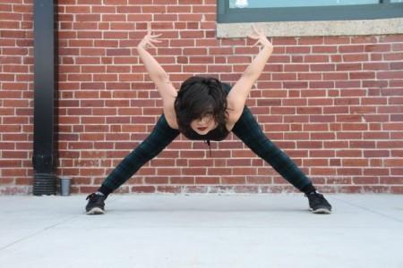 Mariana dos Santos D Silva - Female Dancer