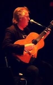 CAPTAIN FINGERS - Electric Guitarist